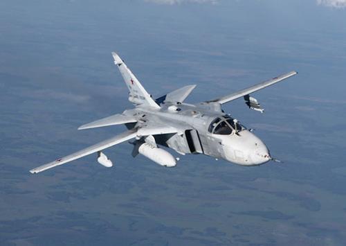 В Крыму стартовали учения авиации ЧФ совместно с зенитным ракетным полком