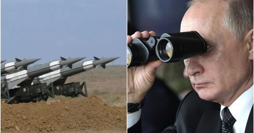 С территории Украины время подлета ракет исчисляется минутами