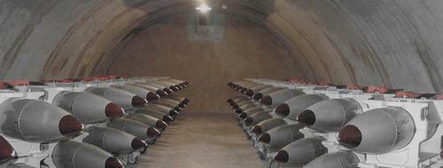 Соединённые Штаты увеличат число складов ядерного оружия воздушного базирования
