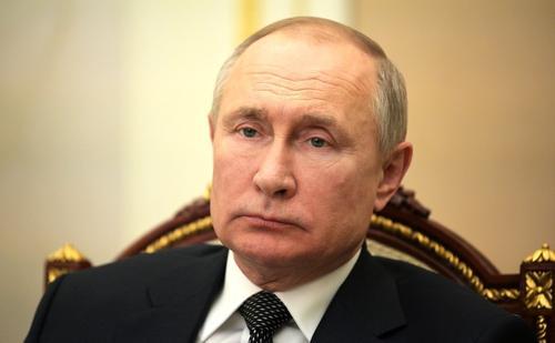 Путин сообщил, что не помнит разговора с Байденом о душе