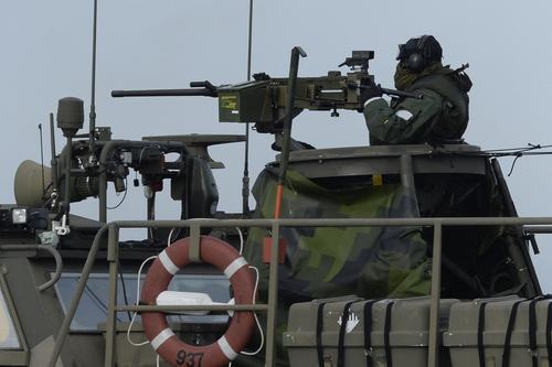 Главком армии Швеции Бюден допустил возможность «вооруженного нападения» России на страну