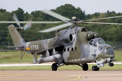 Чехия планирует подписать с Россией контракты на обучение пилотов вертолетов и самолетов