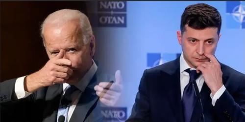 По поводу вступления Украины в НАТО Байден сказал: «Мой ответ - нет»