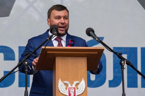 Пушилин: военный конфликт в Донбассе можно прекратить с помощью принуждения Украины к выполнению минских соглашений