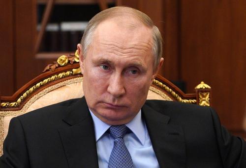 Путин заявил, что вопрос Украины затрагивался на переговорах с Байденом