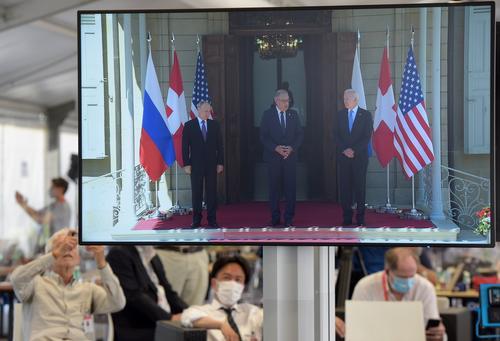 Путин: образ Байдена, нарисованный в СМИ, не имеет ничего общего с действительностью