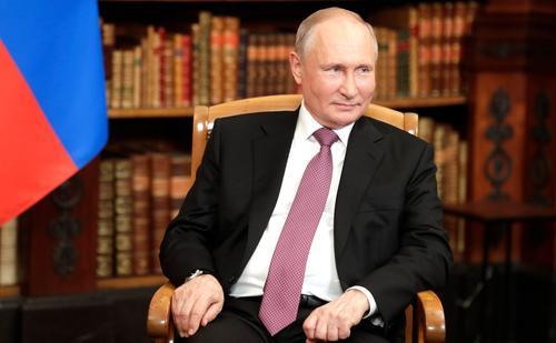 Путин озвучил итоги встречи с Байденом в Женеве