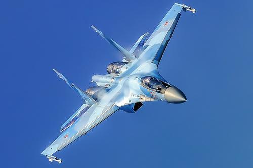 Avia.pro: два российских Су-35С, проигнорировав истребители НАТО, вошли в пространство Эстонии и пробыли там с минуту