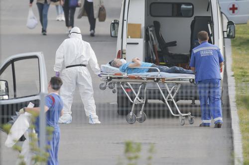 Собянин: число новых случаев заражения коронавирусом в Москве 18 июня может превысить 9 тысяч человек