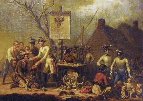 В 1846 году правительство Австрии спровоцировало Галицийскую резню