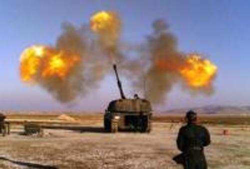 В Сирии боевики исламисты 35 раз обстреляли правительственные войска