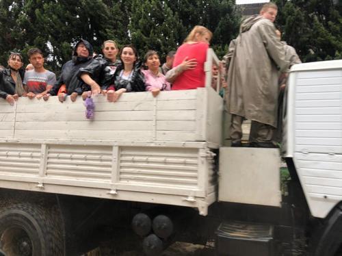 В Ялте из-за подтоплений погиб 26-летний мужчина
