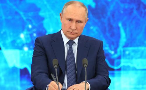 Путин подписал указ о дате выборов в Госдуму
