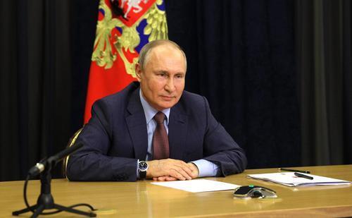 Президент РФ Путин предложил предоставить регионам для ремонта дорог 30 млрд рублей