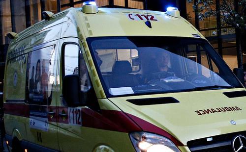 Здание школы обрушилось в Антверпене