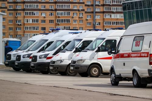 За сутки в России скончались 466 пациентов с COVID-19