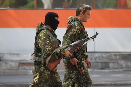 Экс-депутат Госдумы Багдасаров призвал бойцов ДНР и ЛНР развязать тотальную партизанскую войну в тылу Украины