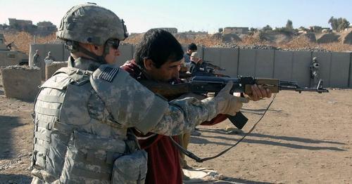 Военные США используют боевиков «чёрного халифата» для борьбы против российских и сирийских войск