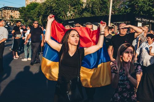 Представитель Генпрокуратуры Армении Арсенян заявил о получении ведомством 64 сообщений о нарушениях на выборах в стране