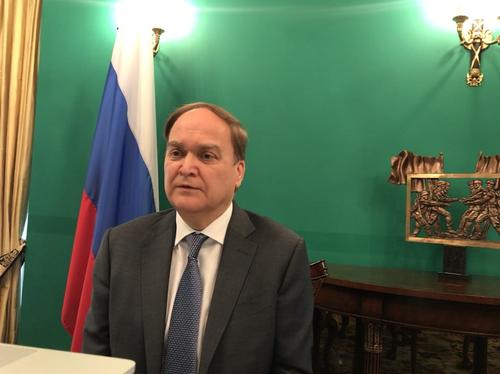 Прибывший в Нью-Йорк посол Анатолий Антонов назвал проблемы в отношениях России и США очень серьёзными