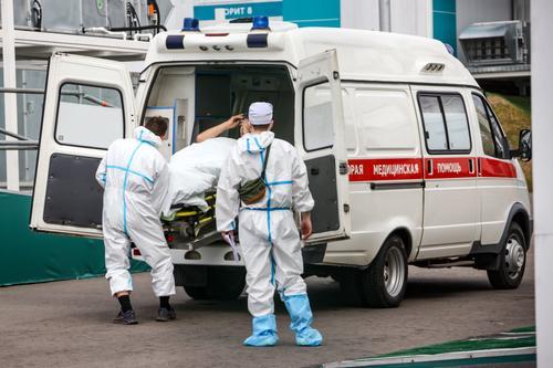 В России выявили более 17,6 тысячи  новых случаев заражения коронавирусом