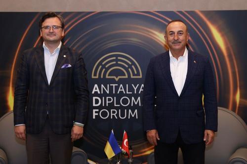 Россия намерена указать Турции на недопустимость втягивания Украины в НАТО