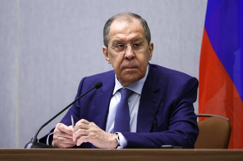 Лавров: Россия обсудит с Турцией тему военно-морского сотрудничества между Анкарой и Киевом