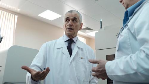 Онищенко: я давал клятву Гиппократа, а Гинцбург не давал