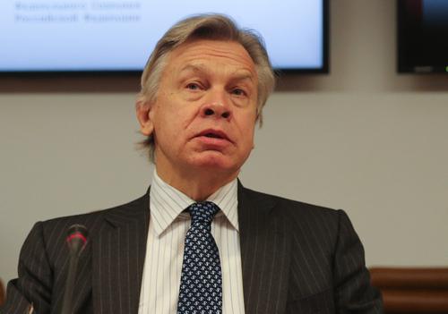 Пушков назвал «предсказуемыми» заявления Белого дома о подготовке новых санкций против РФ