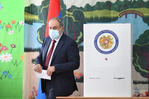 Избирательный кодекс Армении позволяет партии Пашиняна самостоятельно сформировать правительство
