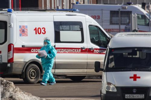 В России за сутки скончались 440 пациентов с COVID-19