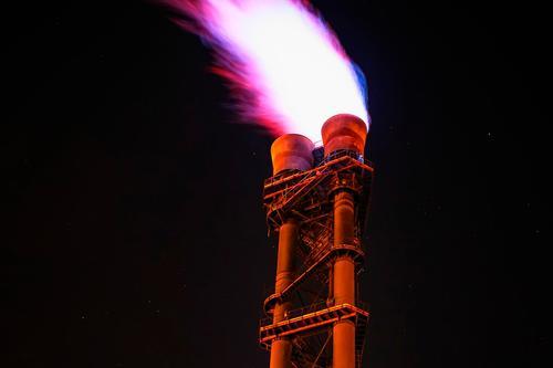 Блумберг: Газпром взял на себя ответственность за одну из самых серьезных утечек метана за последнее время