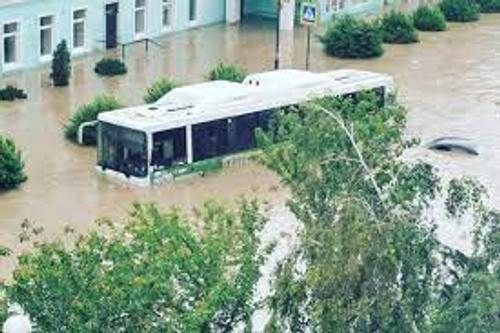 Наводнение в Ялте и Керчи выявило проблему городских ливнёвок