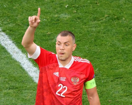 Дзюба извинился за поражение сборной РФ в матче с Данией на Евро-2020
