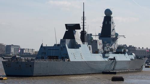 Журналист Бабченко: британский эсминец Defender способен «смешать с песком весь Севастополь целиком и полностью»