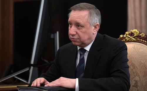 Губернатор Беглов заявил о хорошем самочувствии после ревакцинации