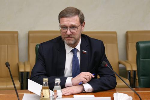 Косачёв заявил, что призыв Бона не признавать вакцины из России и КНР противоречит интересам жителей Евросоюза