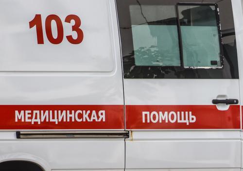 Двое детей пострадали в ДТП в Москве