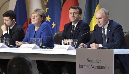 В Госдепе заявили, что участие США в «нормандском формате» не поможет решить проблему Донбасса