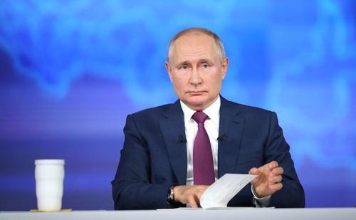 Путин заявил о необходимости повысить темпы вакцинации в России