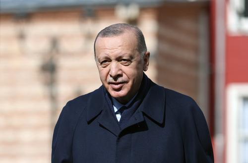 Эрдоган заявил, что Кипр без согласия Турции не сможет вступить в НАТО
