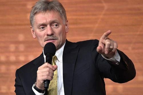 Песков, говоря о жалобе России в ЕСПЧ, заявил, что суд часто не реагирует на важные события