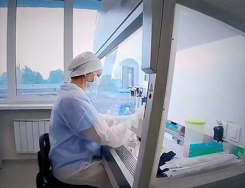 В Якутии выявлен штамм COVID-19 «гамма»