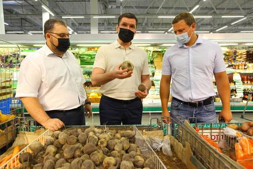 Рынок или супермаркет: где в Челябинске овощи стоят дешевле