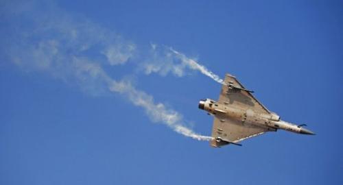 В Мали потерпел крушение истребитель Mirage 2000D французский ВВС, лётчики живы