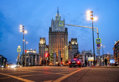 В МИД России заявили, что обстановка в Черном море искусственно нагнетается