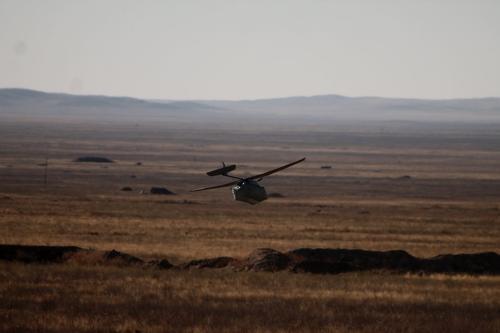 Народная милиция ЛНР сообщила о перехвате направлявшегося к Луганску БПЛА со взрывным устройством