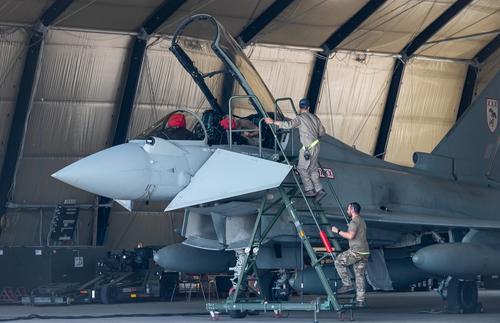 The Sun: ВВС Великобритании проведут крупнейшие за 30 лет учения, «чтобы лучше подготовиться к внезапному нападению России»