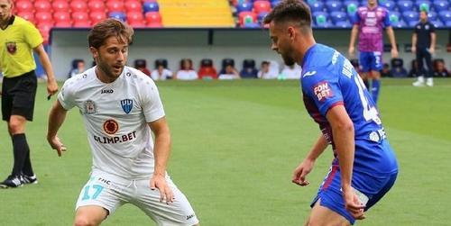 «Нижний Новгород» одержал первую победу над «Сочи» со счётом 1:0
