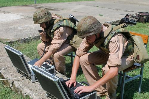 «Репортер»: российские системы РЭБ могли атаковать спутник-шпион НАТО над Ростовской областью